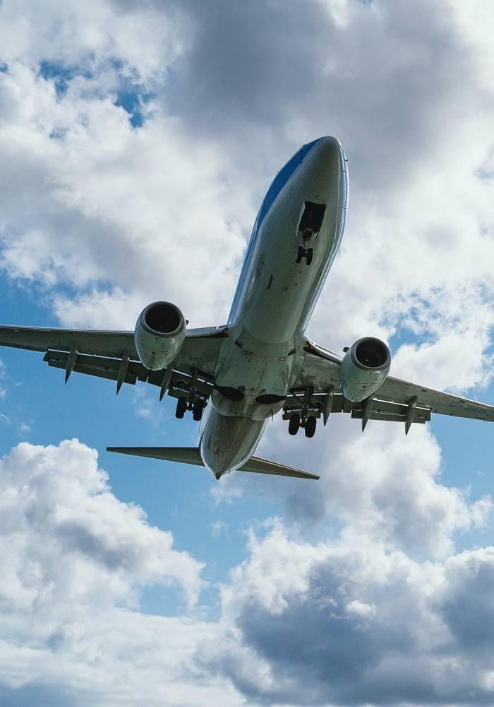 10 datos interesantes sobre aerolíneas comerciales