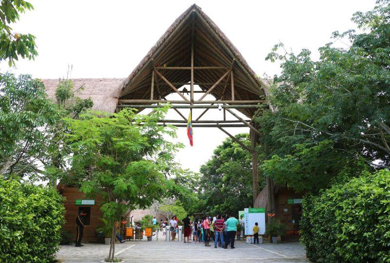 La entrada del Avario