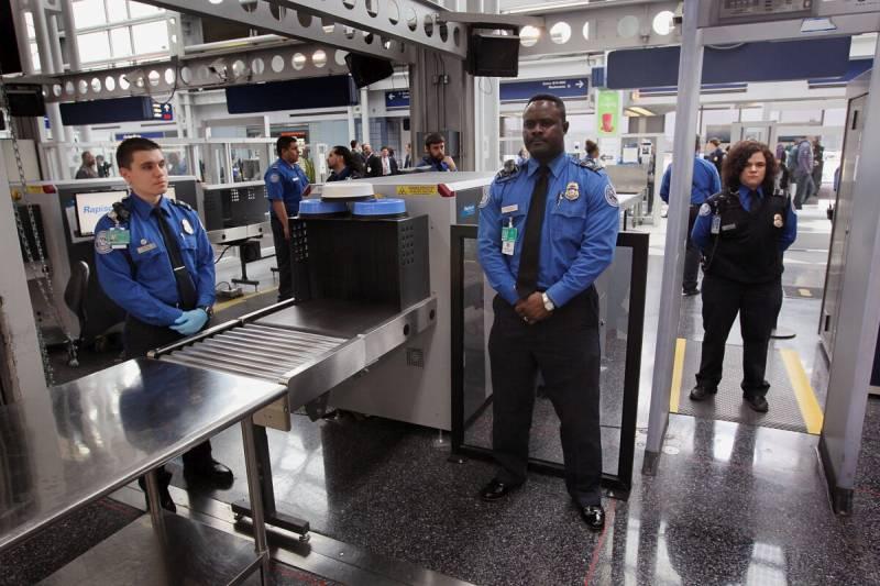 Foto de unos guardas de seguridad