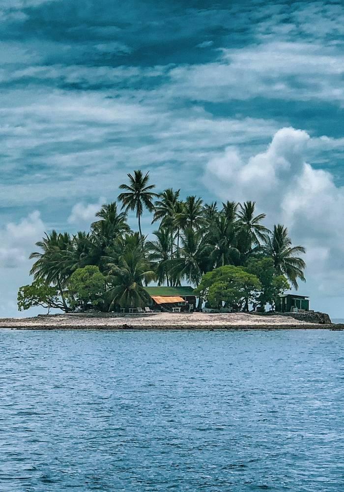 10 islas asombrosas hechas por el hombre