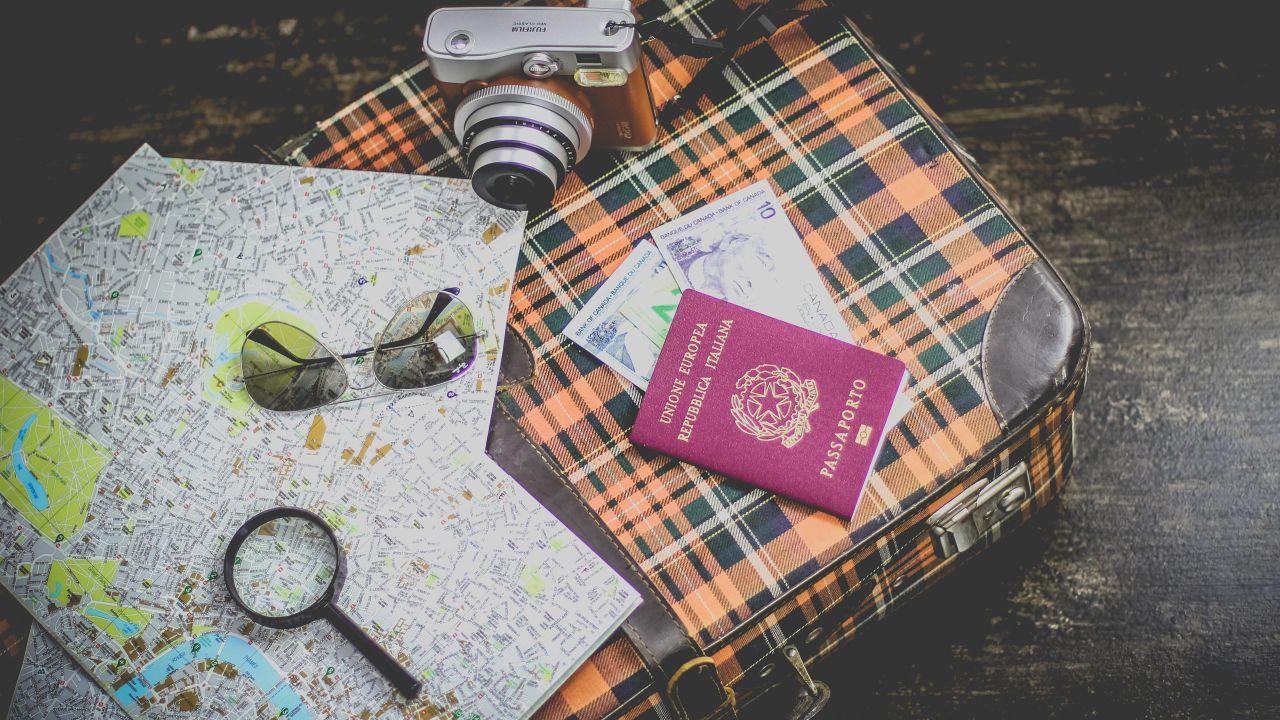 Los 10 objetos más necesarios para viajar
