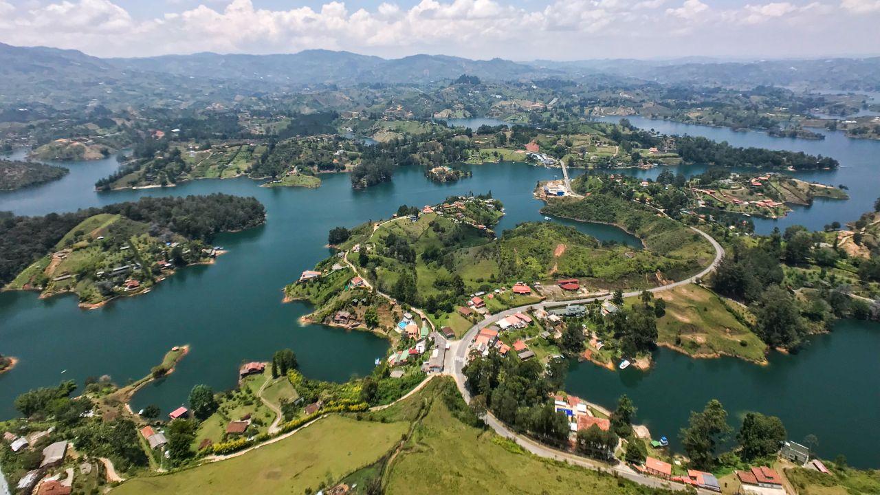 10 cosas para hacer en Guatapé, Colombia